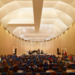 DeuxEtDemi Deux Et Demi Deux&Demi Deux & Demi L'Aquila Auditorium Temporary Concert Hall Italie Italia
