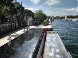 DeuxEtDemi Deux Et Demi Deux&Demi Deux & Demi Réinventer la Seine Paris Port du Gros Caillou