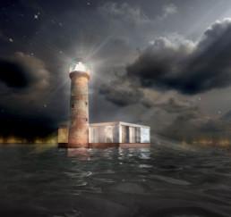 DeuxEtDemi Deux Et Demi Deux&Demi Deux & Demi Phare Lagune Venise Faro Laguna Venezia