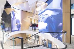 DeuxEtDemi Deux Et Demi Deux&Demi Deux & Demi Retail luxe flagship Champs-Elysées Paris